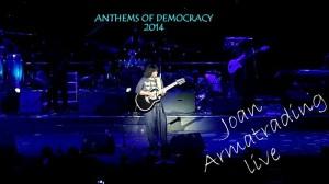 Joan Armatrading live in JHB